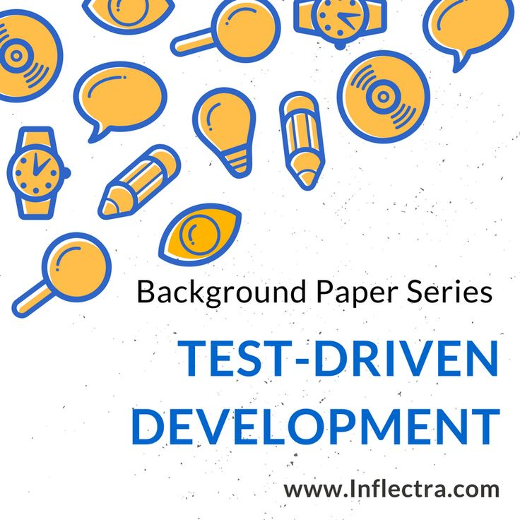 What is #Test-Driven #Development? Test-Driven Development (TDD) originally was created as part of the #Extreme #Programming (XP) methodology, where it was known as 'Test-First' concept. The idea is that #developers generally write their #tests after the #code is written and therefore are only #testing the #functionality as they wrote it, as opposed to testing it to make sure it works the way it was actually intended!