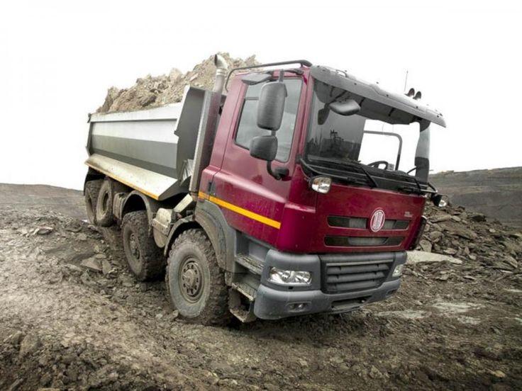 Tatra T158 PHOENIX – 8P5R46.261 8x8.1R S1