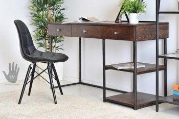Biurka   Pracownia Mebli Z Metalu I Drewna Industrialne I Loftowe Meble