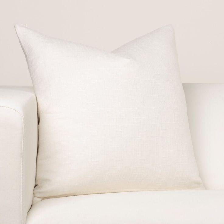 Ernest Hemingway Legend Ivory Designer Throw Pillow 30x30 Beige Polyester Solid Color Designer Throw Pillows Pillows Throw Pillows