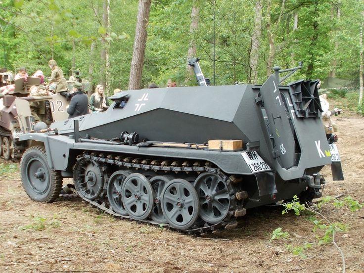 leichter schützenpanzerwagen sd.kfz.250/7