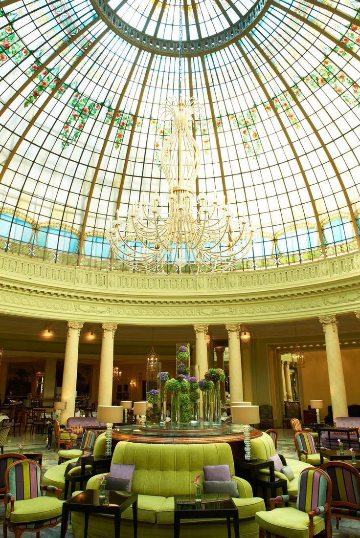 Hoteles urbanos de España: Westin Palace (Madrid)