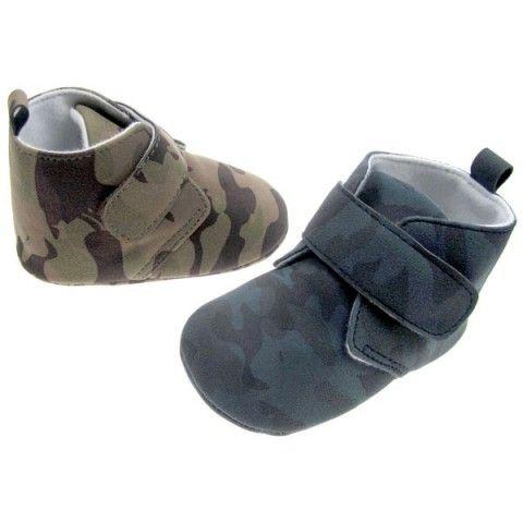Schoenen Baby Camouflage