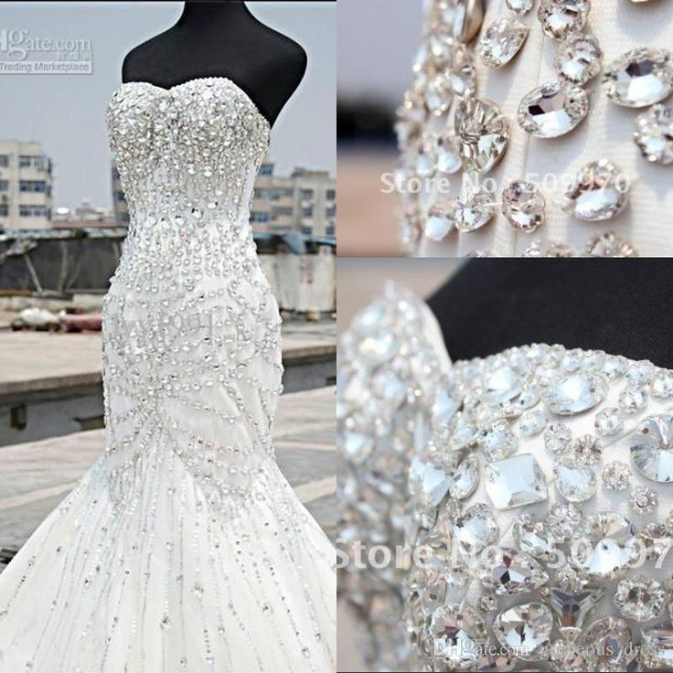 Wedding Dress Gowns Unique Design Wedding Dresses Mermaid Sweetheart Floor Length Corset Plus Size Bridal Evening Prom Gowns Custom Made Wedd谋ng Dress From Gorgeous_dress, $206.39| Dhgate.Com