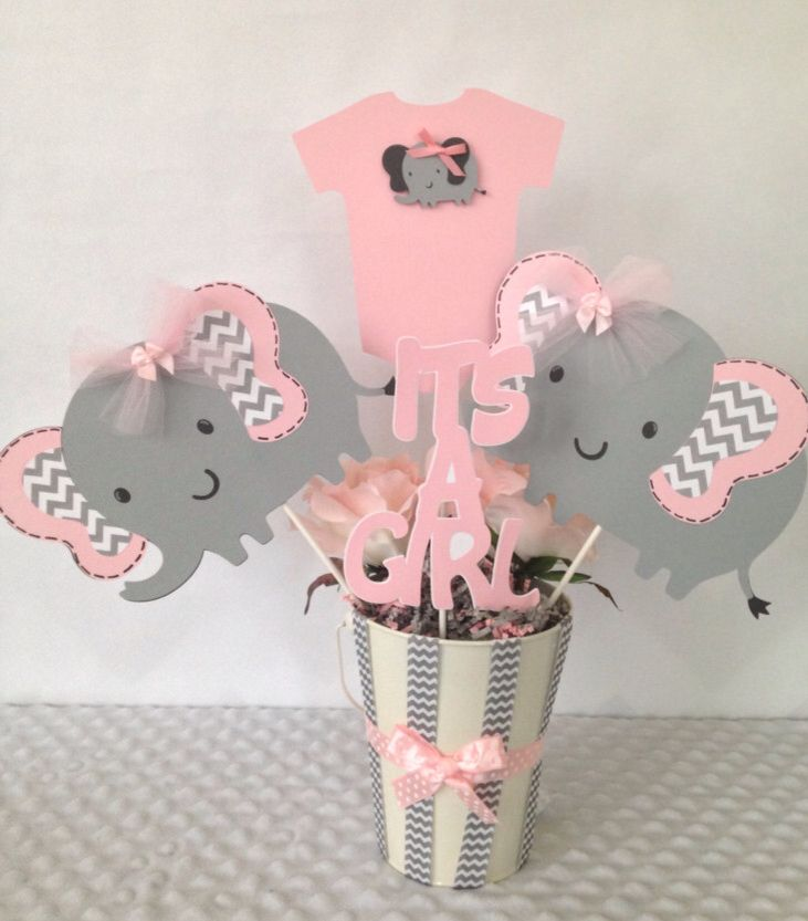 65 Best Elephant Centerpieces Images On Pinterest