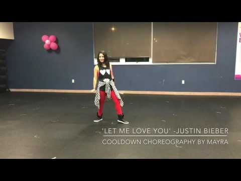 Let me love you - Justin Bieber - Zumba Cooldown