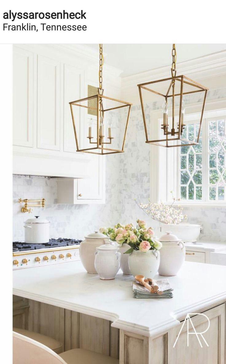 203 best Kitchens images on Pinterest   Dream kitchens, Kitchen ...