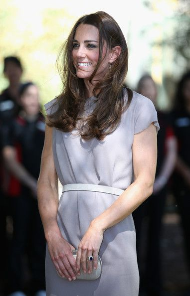 Kate Middleton - The Duke And Duchess Of Cambridge Tour Australia And New Zealand - Day 16