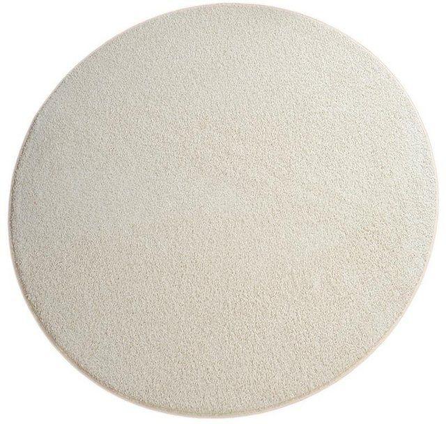 Teppich »Shaggy Pulpo«, , rund, Höhe 22 mm