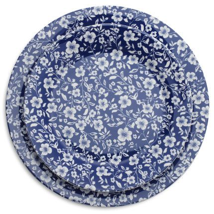 Clically Elegant Our Exclusive Antique Fl Dinnerware Collection Features Simple Refined Shapes Paired With Graceful Designs In Timeless Blue