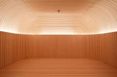Akasha Wellbeing Centre.  Sir David Alan Chipperfield.