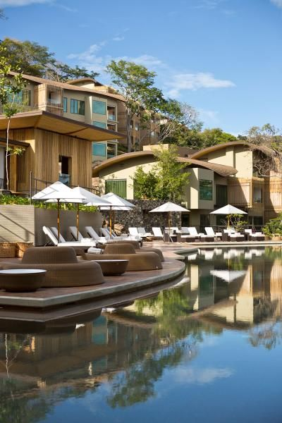 Andaz Peninsula Papagayo, Costa Rica is the perfect place for a destination wedding or honeymoon!