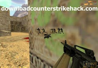 Counter-Strike 1.6 Simple Wallhack