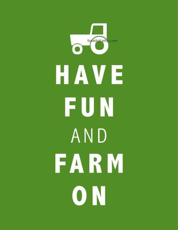farm on. yeah, that's right. iloveitall- etsy.