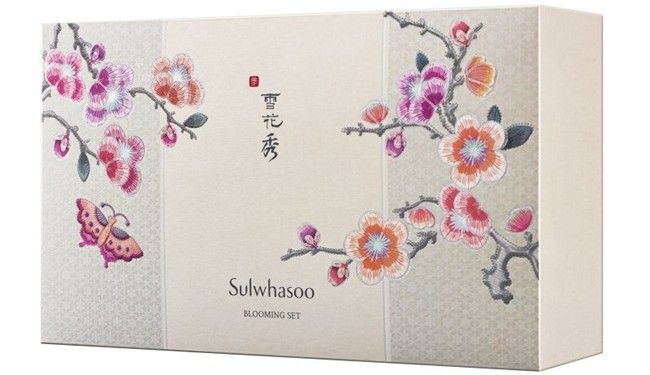 Limited Edition Sulwhasoo Blooming Set 4