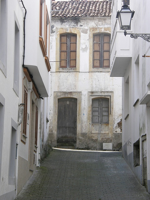 cedeira - this looks exactly like the street we lived on