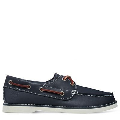 Shop Youth Seabury Classic 2-Eye Boat today at Timberland. The official Timberland online store. Free delivery & free returns.