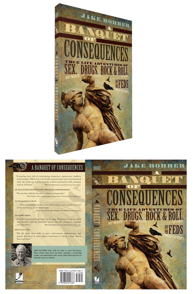 Book Cover Design: A Banquet of Consequences