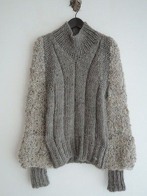 Inspiration for sweater capes