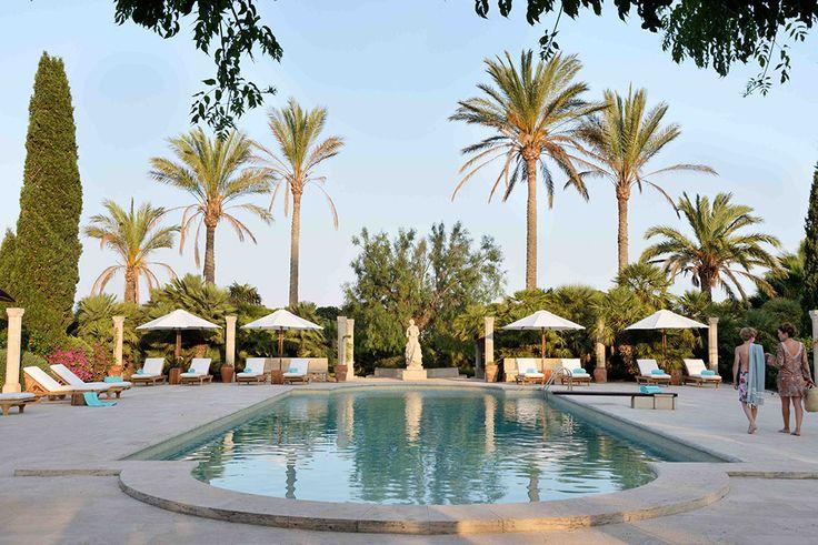 Relax con estilo Chic Rural en el hotel mallorquín Cal Reiet