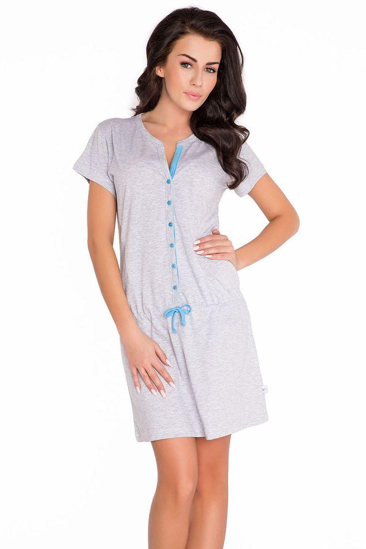 Dobranocka 5041 Maternity/Nursing Nightdress | | OtherEden.co.uk