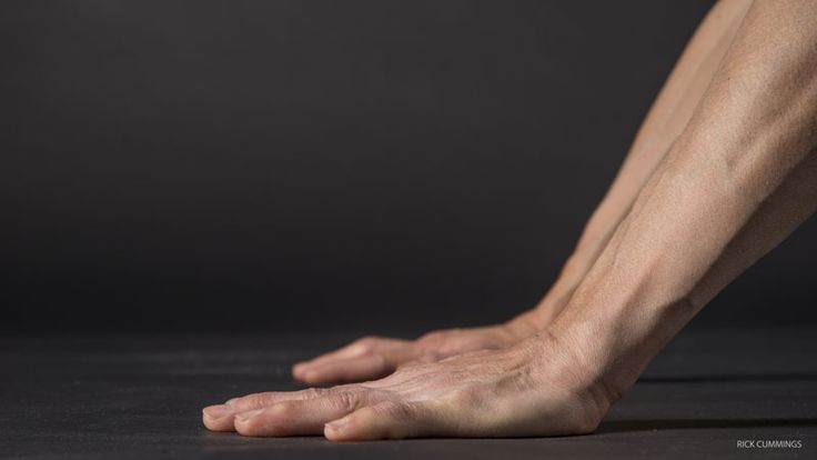 Your wrists bear weight in each vinyasa. Without proper support, this can lead to injury. Use these poses to help build strength in your wrists and core.
