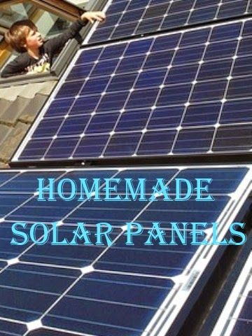 Why Use Homemade Solar Panels A Few Helpful Tips Using