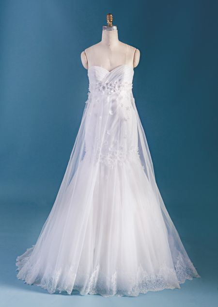 262 best Disney Wedding Dresses images on Pinterest | Alfred angelo ...