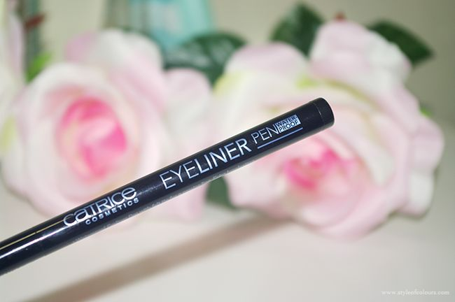 Review of the Catrice Eyeliner Pen Waterproof