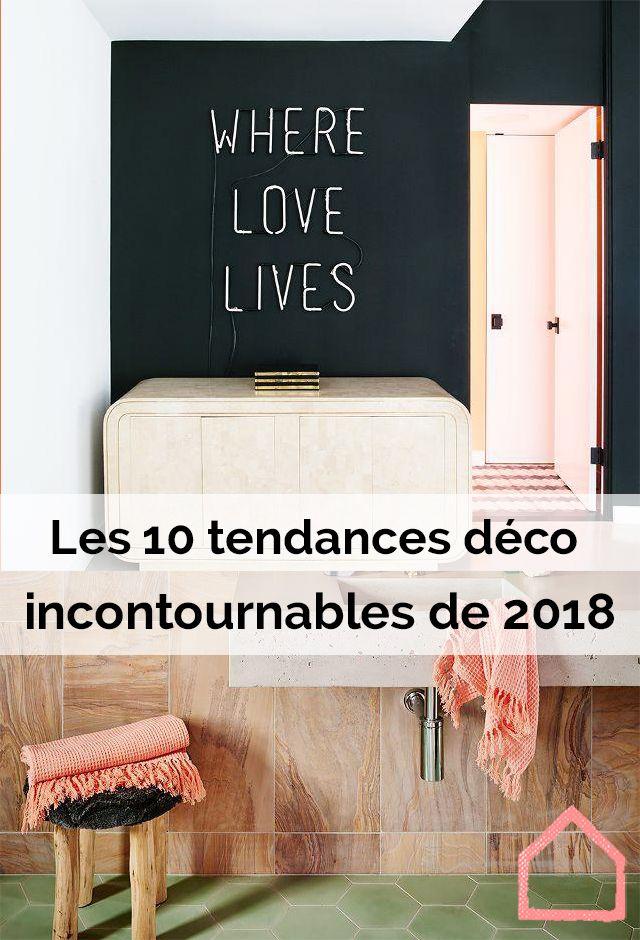 10 tendances déco en 2018 muramur