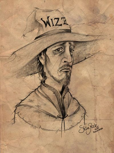 Rincewind by Shire-Rock.deviantart.com on @deviantART