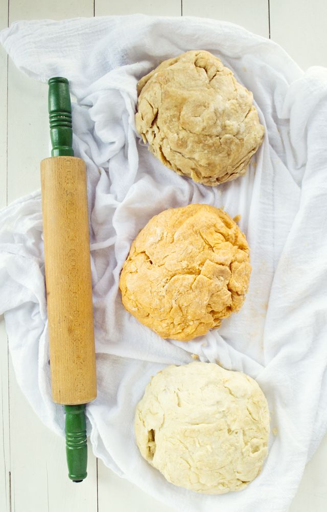 homemade tortillas 3-ways: flour, sriracha, and peanut butter | The ...