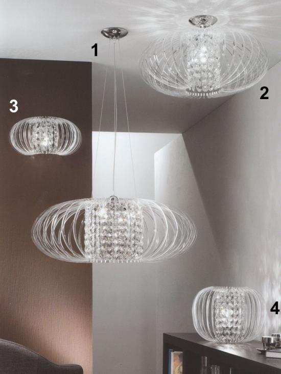 Svietidlá.com - Orion - Traun - LED svietidlá - Vnútorné - svetlá, osvetlenie, lampy, žiarovky, lustre, LED