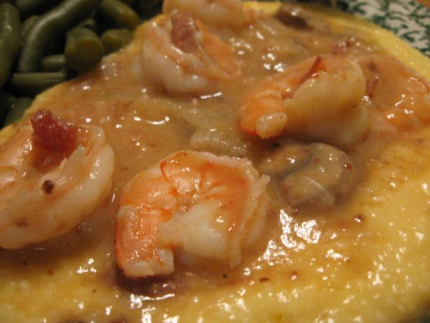 Shrimp And Cheese Grits Recipe - Cheese. Food.com I like this recipe ...