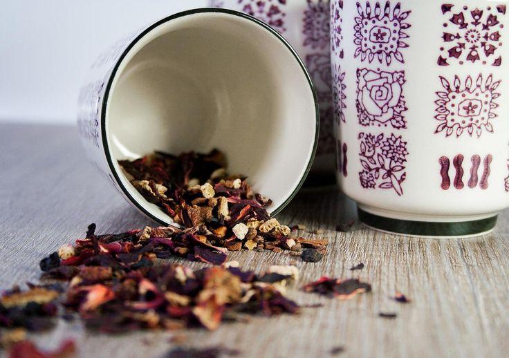 Des idées parfaites pour créer vos propres mélanges de thé!