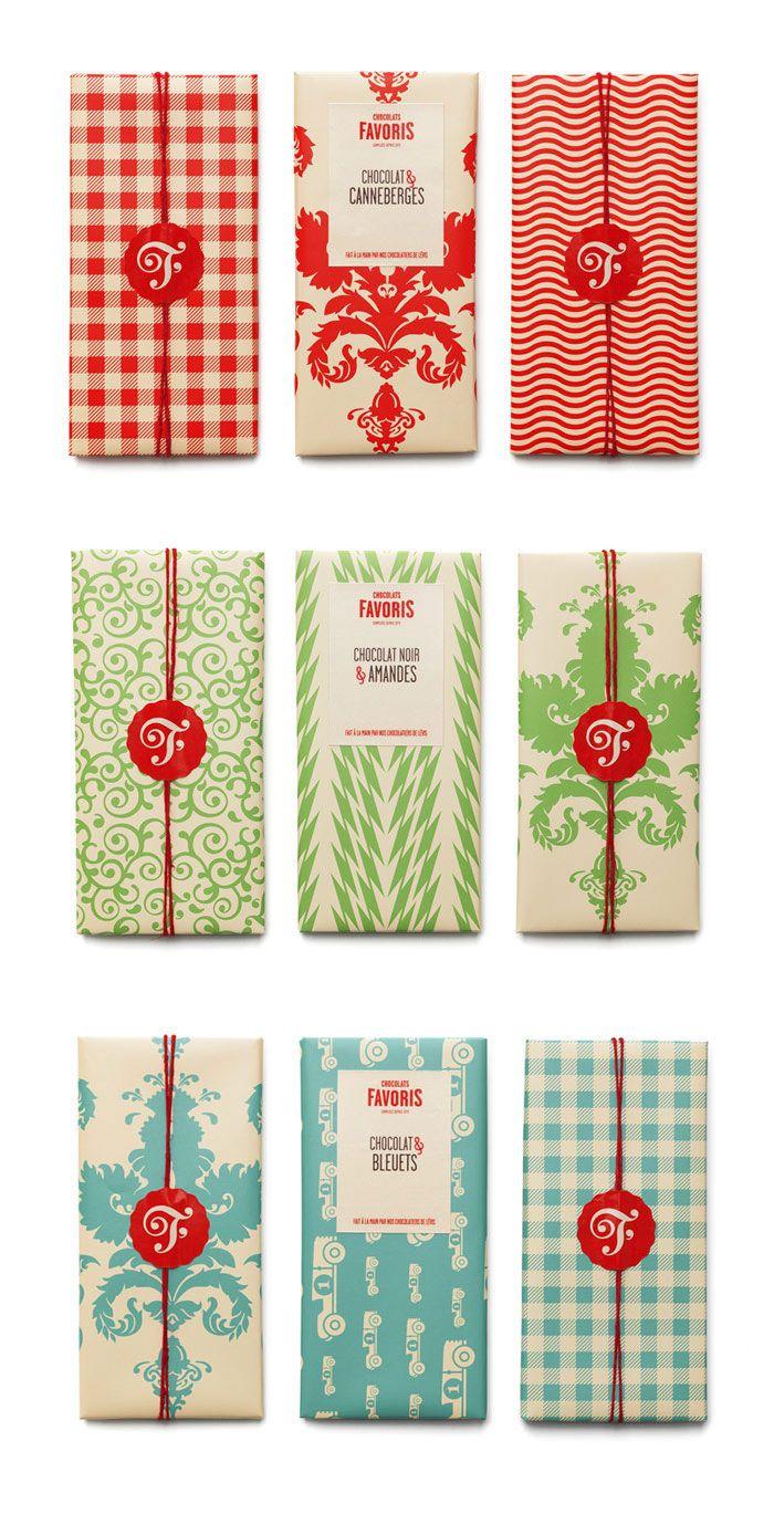 // Chocolats Favoris / Designed By : lg2 boutique //