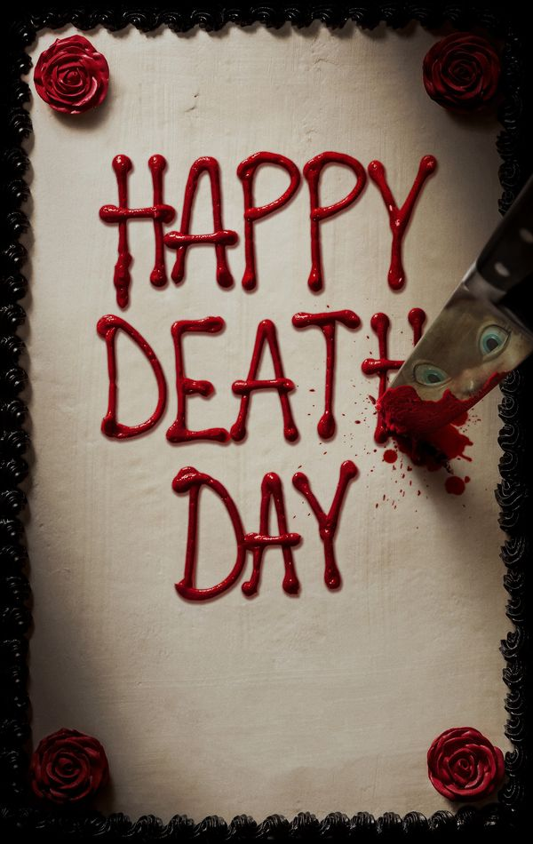 """Happy Death Day Official Teaser Full""""Movie #1 - Jessica Rothe Movie HD"""