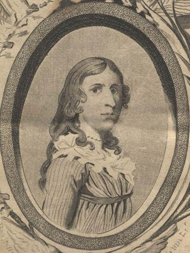 Deborah Sampson (1760-1827), a Party To The Siege Of Yorktown. Went by the nom-de-guerre, Robert Shurtlieff. Deborah enlisted as a man in 1781 and arrived at West Point in New York to receive her uniform. To take part in the Siege of Yorktown where she was wounded by a saber slash to her forehead and gunshot wounds to her groin.