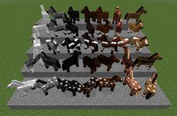 Horse - Minecraft Wiki