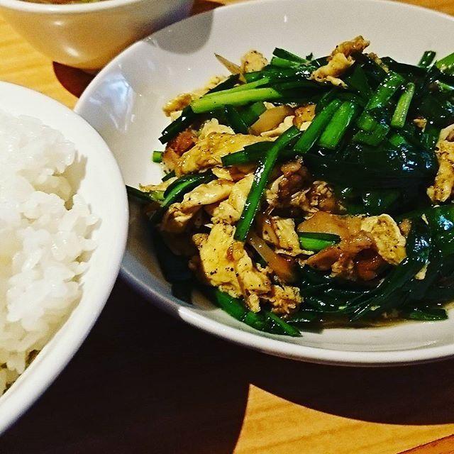 #赤坂 #かおたん #ニラ玉 #ご飯 #たまご #肉 #にら #久々 #美味 #中華 #満席 #設楽さんお気に入り #食べログ #飯テロ #akasaka #Chinese #rice #TBS #yum #TOC #lunch #foodpic #foodporn #instafood #happyday #japan #tokyo
