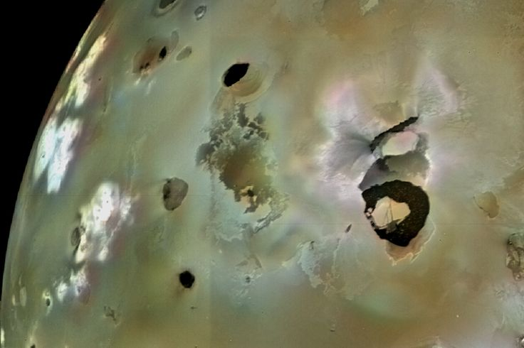 2016-11-21 WINDOW TO HELL: IO'S STRONGEST VOLCANO CHANGES FACE AS WE WATCH. The innermost moon of Jupiter is in an almost constant state of eruption - and its most persistent volcano, Loki Patera, keeps an unsteady rhythm.