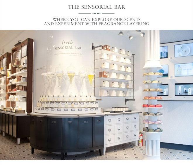 Fresh Union Square New York City Fragrance Bar