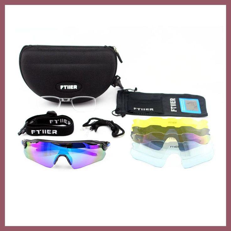 DIY Cycling Sunglasses Frame Men Women UV400 Polarized Eyewear Outdoor Sports Mountain Bike Oculos Ciclismo Los vidrios de ciclo