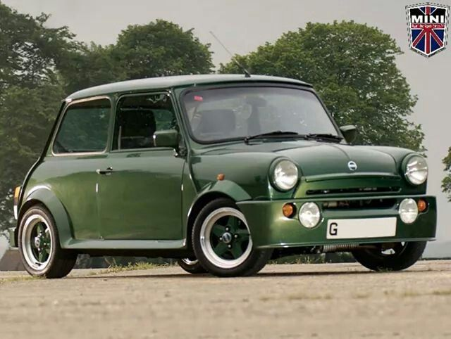 BAC M-30. (Mini 30 special edition) . This is No.2 of only 6 ever made.
