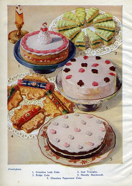 Cake Art Pelham Menu : 17 Best ideas about Dessert Illustration on Pinterest ...