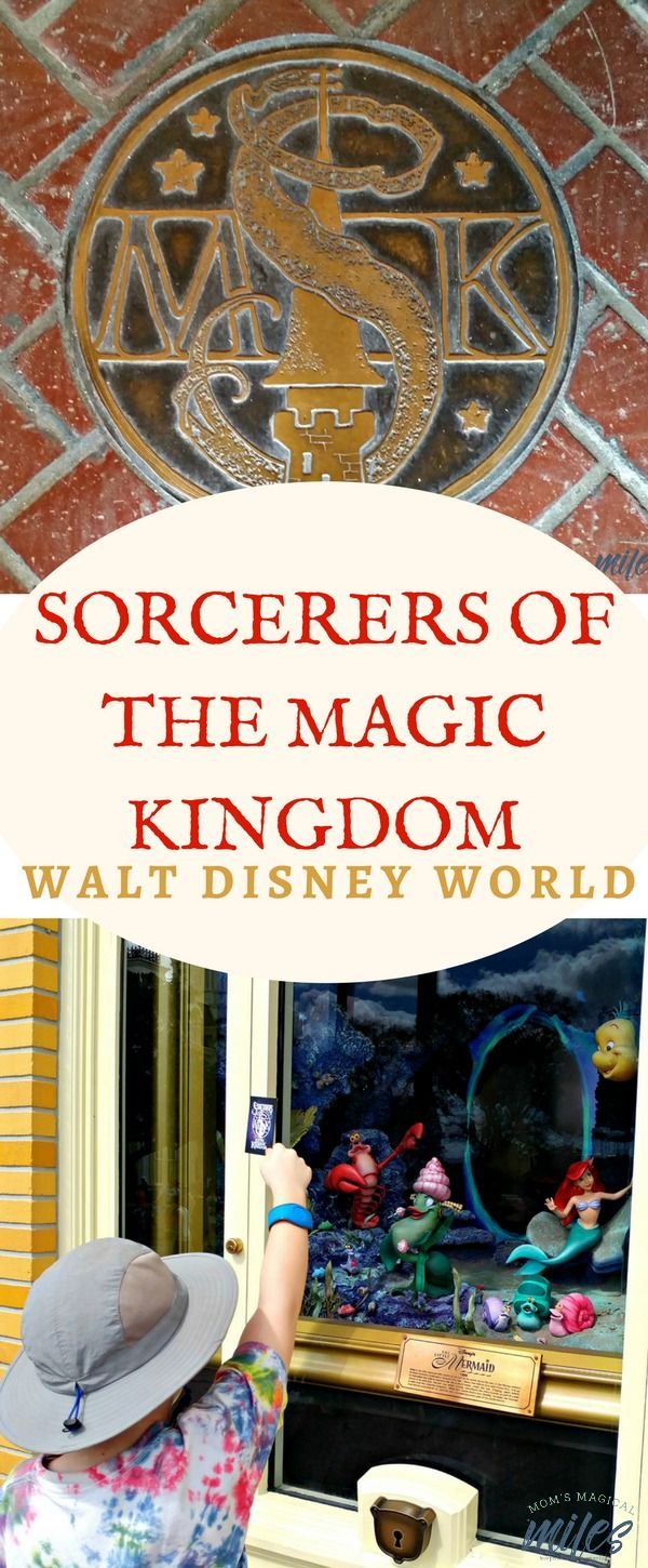 Sorcerers of the Magic Kingdom is a