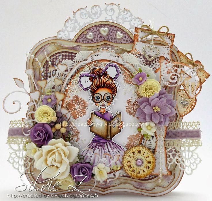 Beautifully embellished .....