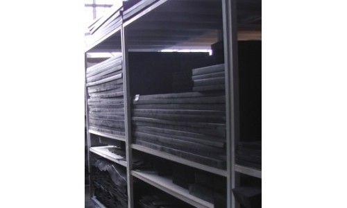 Mousse Plastazote noire 45 Kg/m3
