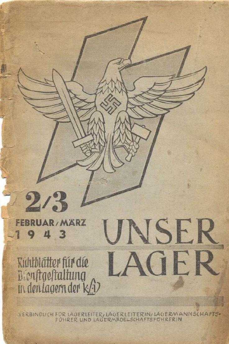 Dienststelle für Kinderlandverschickung - Unser Lager (1943) by Tiamat2013