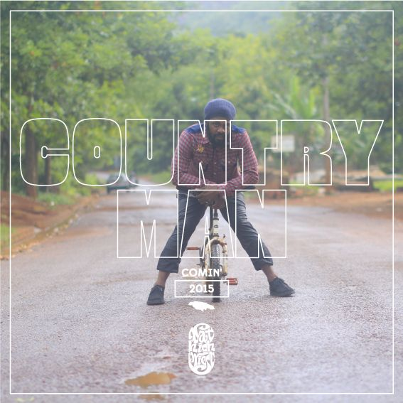 "Exco Levi's promo for upcoming album ""Country Man"", out in 2015. #excolevi #countryman #ja #ita #can #typography #lettering #icon #squared #classicocoolestclub"